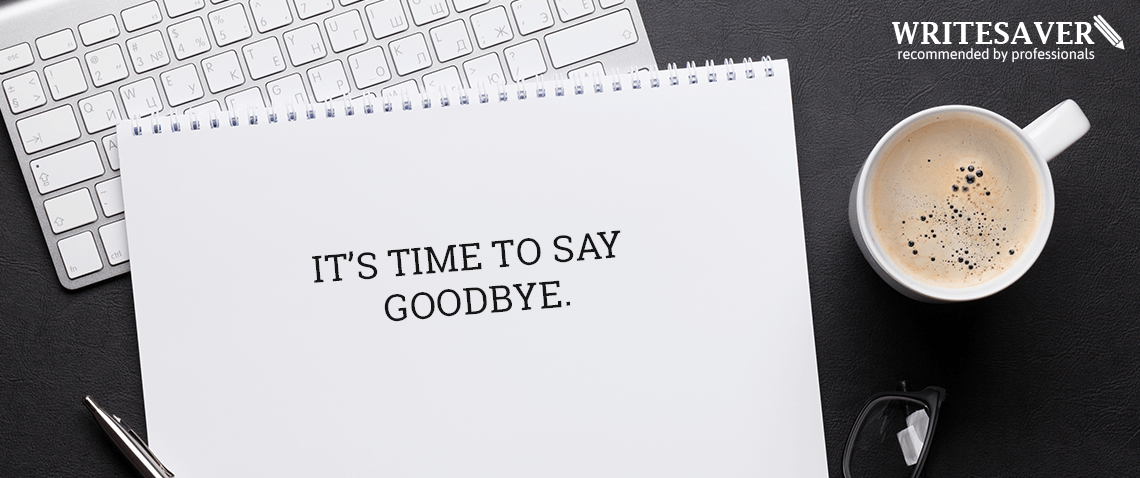 How to Write a Farewell Letter to Colleagues The art of saying