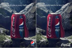 coke vs pepsi ad wars